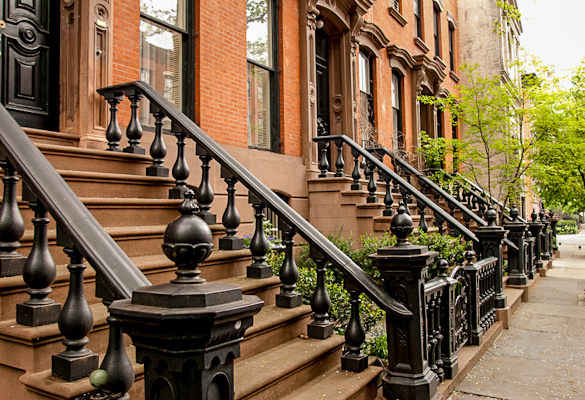 2015 new york real estate market forecasts colin rath for Townhouses for sale in harlem
