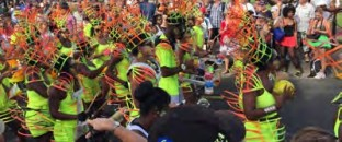 From the Log of Persevere: Carnival in Martinique