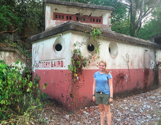 From the Log of Persevere: Central America